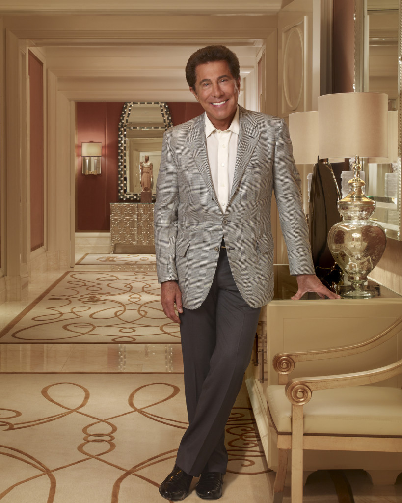 Steve Wynn, if you don't know who he is you should, google him